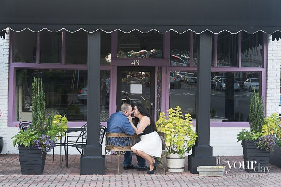 roswell ga engagement photographer