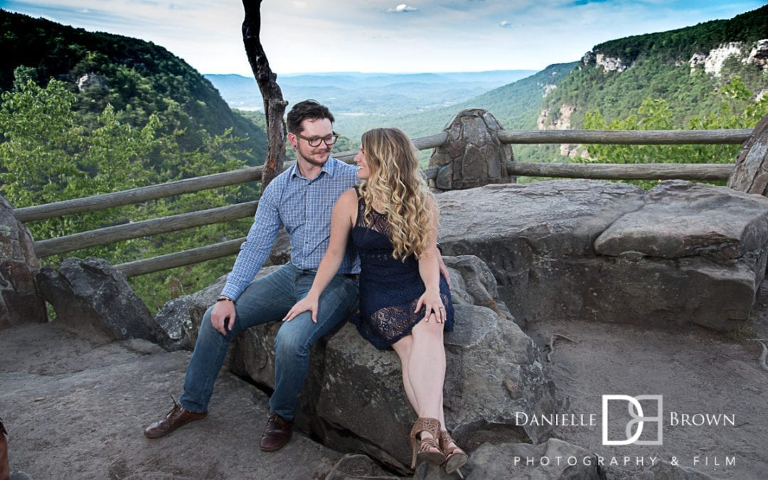 north ga engagement photos