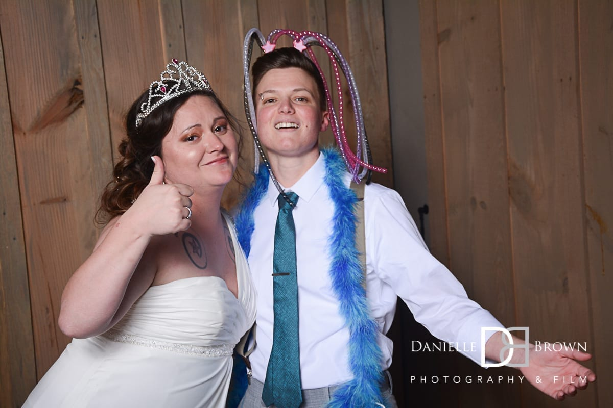 Photo Booth - The Barn at Ross Farm - Atlanta Wedding Photography