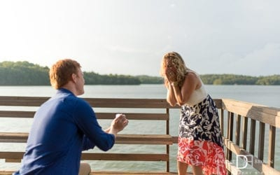lake lanier surprise proposal