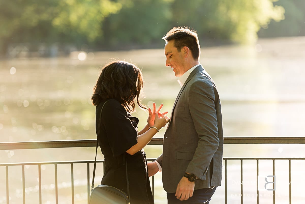 surprise piedmont park proposal