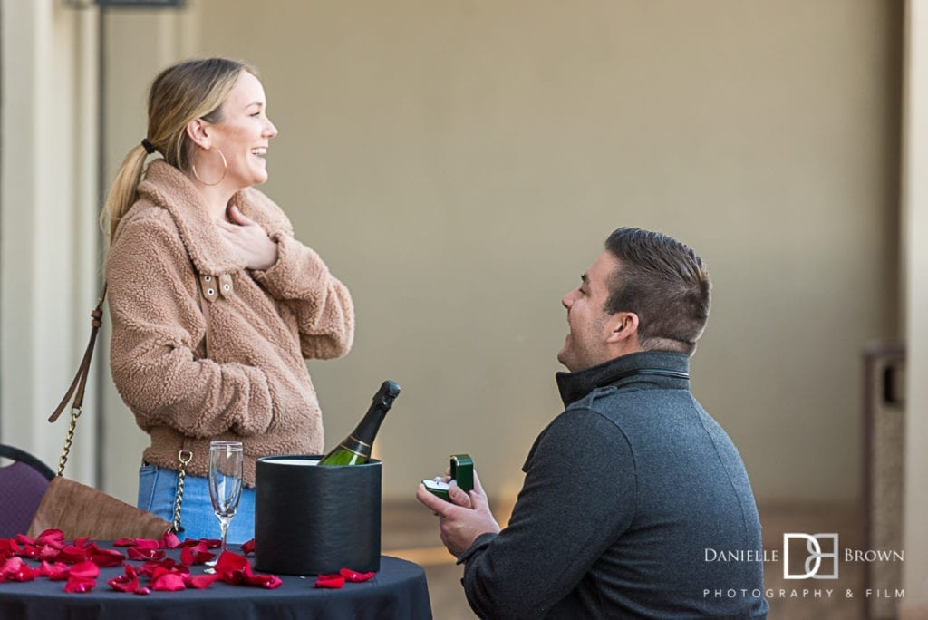 planning surprise proposal | where to propose