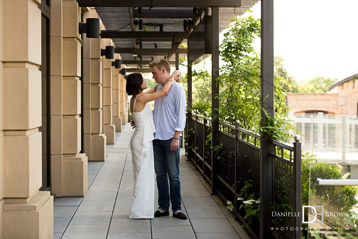 Buckhead Surprise Proposal Photos