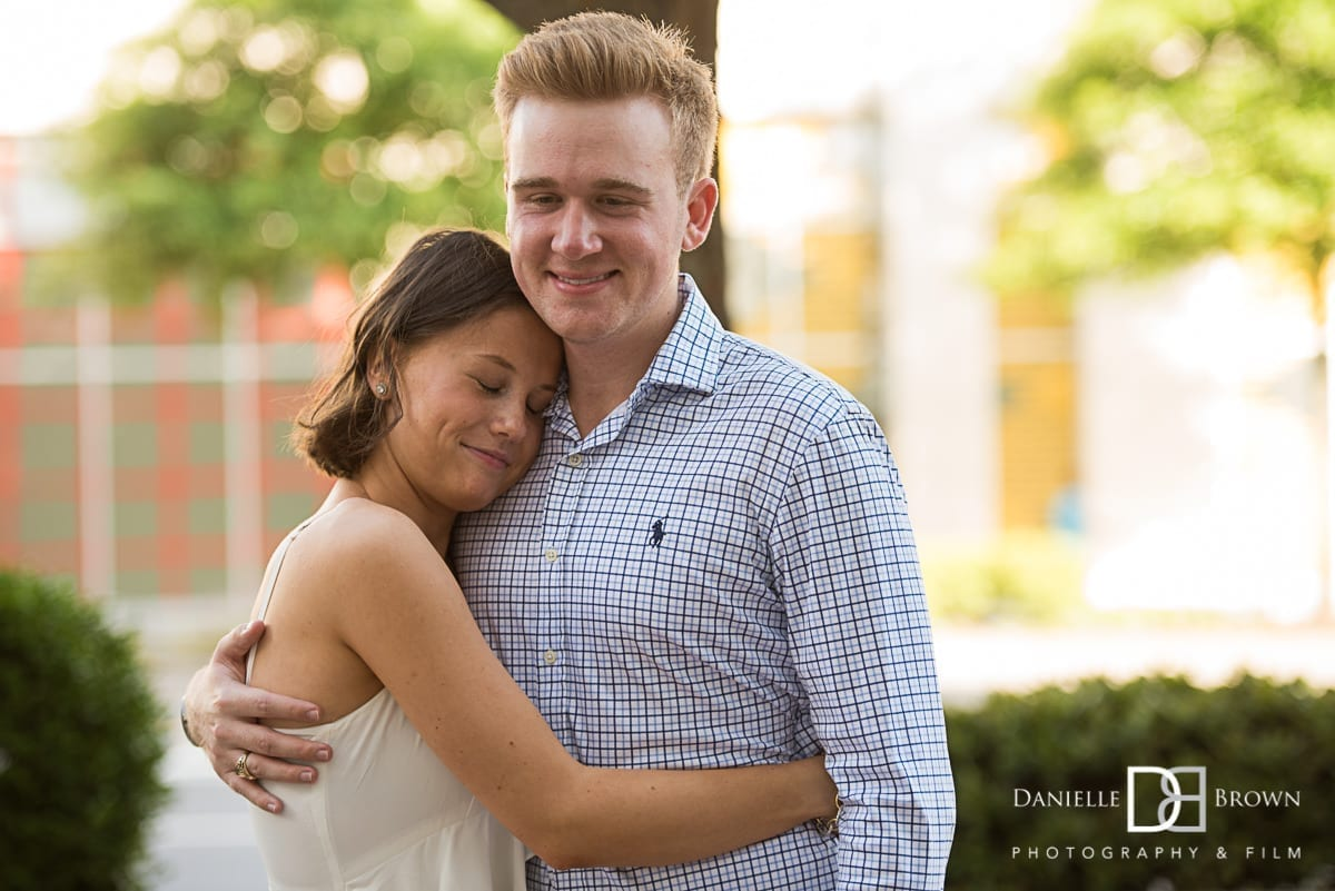 Buckhead Mini Engagement Session