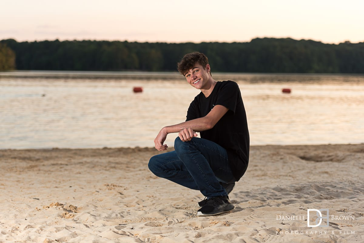 HS Senior Portraits Acworth