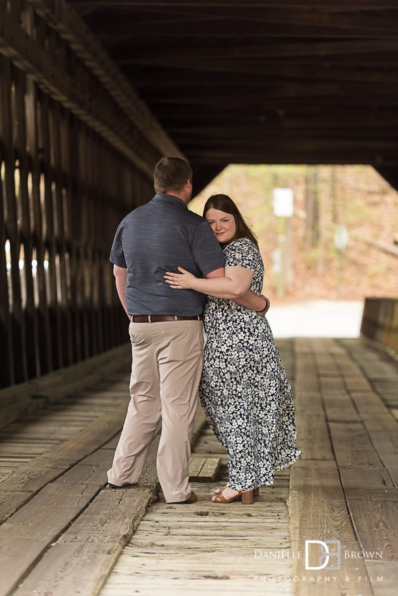 Stone Mountain Engagement Photographers