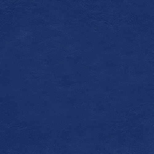 Marine Blue Faux Leather Album Cover