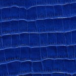 Blue Snake Texture (Genuine Leather)