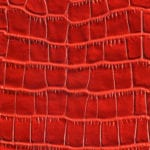 Red Snake Texture (Genuine Leather)