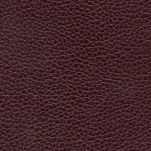Plum Crazy Genuine Leather Album Cover