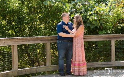 Roswell Mill Engagement Photographers